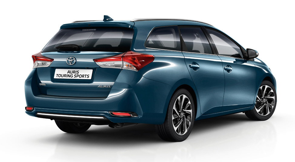 Auris Touring Sports Face avant